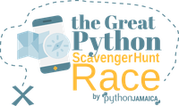 The Great Python Scavenger Hunt Race 2016